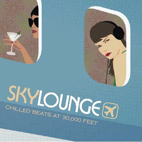 Sky Lounge: Chilled Beats at 30,000 Feet