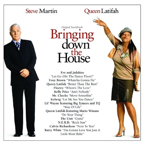 bringing down the house original soundtrack songs