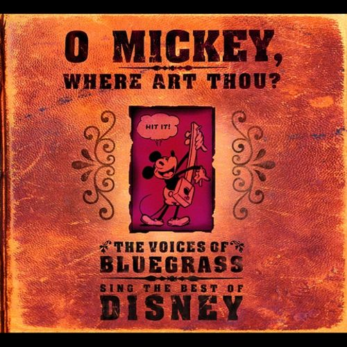 O Mickey, Where Art Thou?