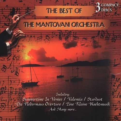 The Best of the Mantovani Orchestra [Boxsets]
