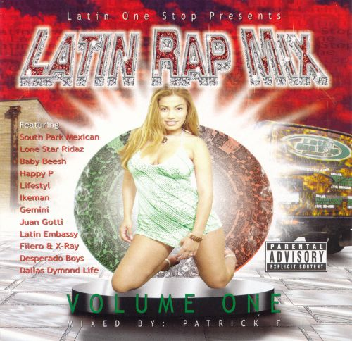 Latin Rap Mix, Vol. 1