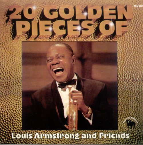 20 Golden Pieces of Louis Armstrong & Friends