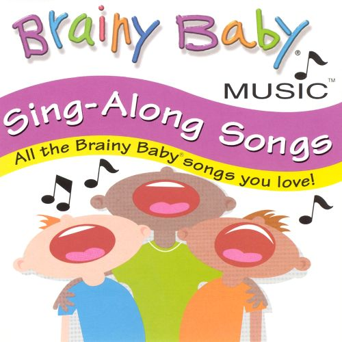 Brainy Music: Sing Along Songs