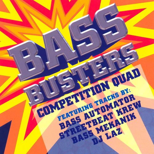 Bass Busters: Competition Quad