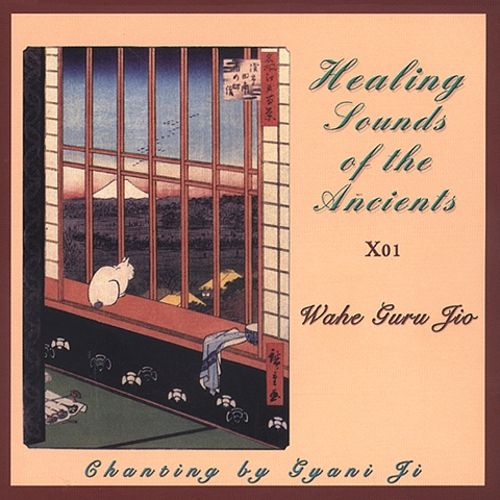 Healing Sounds of the Ancients Vol. 1