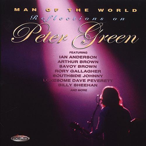Man of the World: Reflections on Peter Green