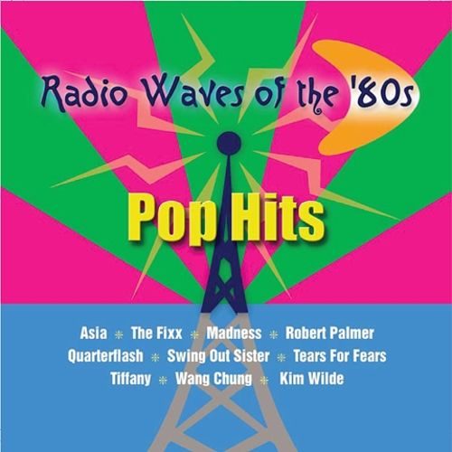 Radio Waves of the '80s: Pop Hits