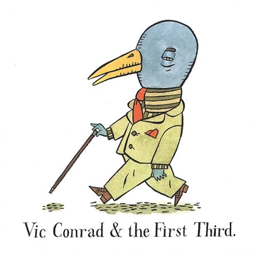 Vic Conrad and the First Third [Hidden Agenda]