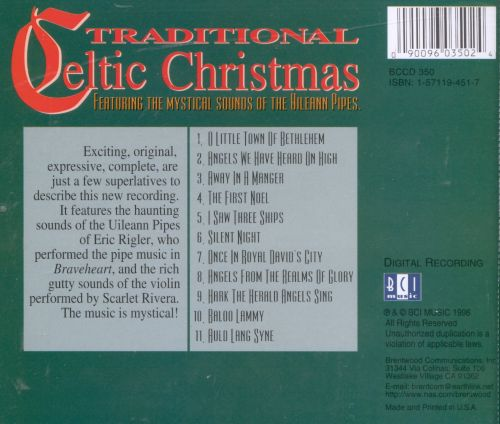 A Traditional Celtic Christmas