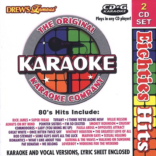Drew's Famous Karaoke Greatest Hits of the 80's