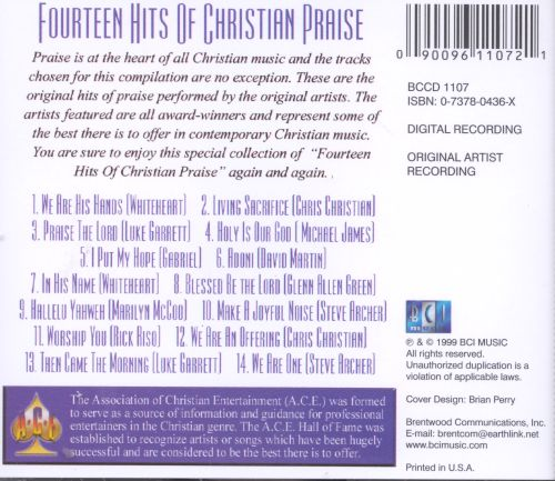 Fourteen Hits of Christian Praise
