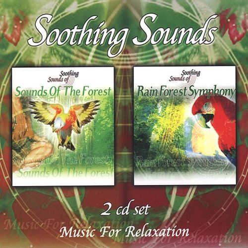 Soothing Sounds of The Forest and Rain Forest Symphony