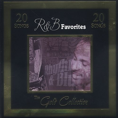 Gold Collection: R&B Favorites
