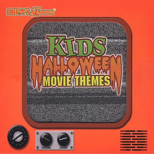Drew's Famous Kids Halloween Movie Themes