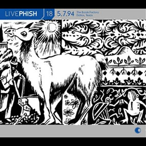 Live Phish, Vol. 18: 5/7/94 (The Bomb Factory, Dallas, TX)