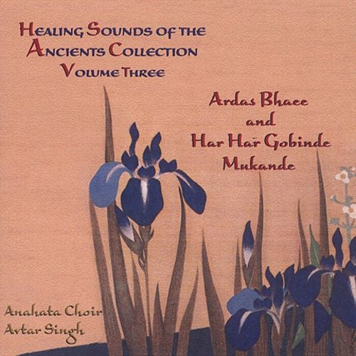 Healing Sounds of the Ancients, Vol. 3