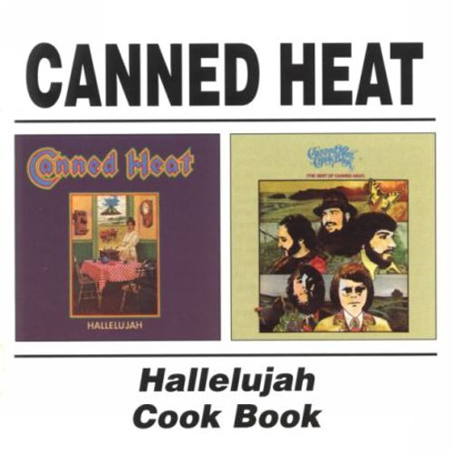 Hallelujah/Canned Heat Cookbook