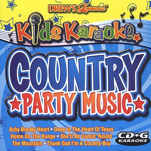 Kid's Karaoke: Country Party Music