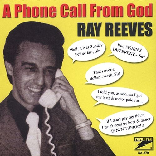 A Phone Call from God