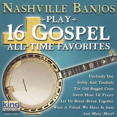 Play 16 Gospel All-Time Favorites