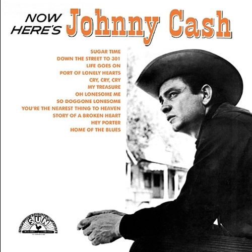 Now Here's Johnny Cash - Johnny Cash | Songs, Reviews, Credits | AllMusic