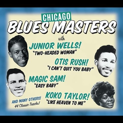 Chicago Blues Masters [Varese]