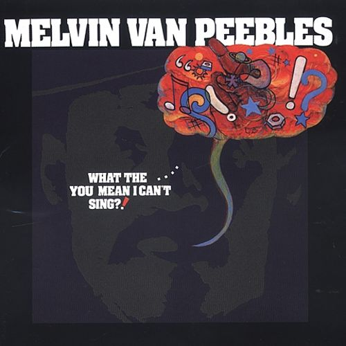 what the you mean i can 39 t sing melvin van peebles songs reviews credits allmusic. Black Bedroom Furniture Sets. Home Design Ideas