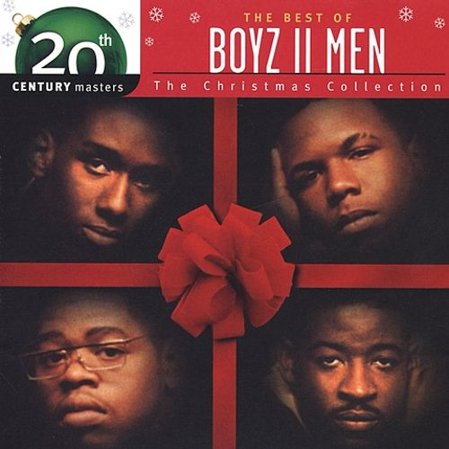 20th century masters the christmas collection the best of boyz ii men - Boys To Men Christmas