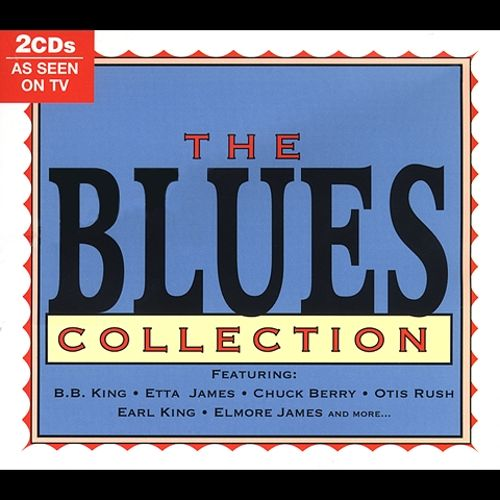 Blues Collection [Madacy]