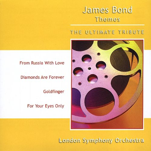 James Bond Themes: The Ultimate Tribute