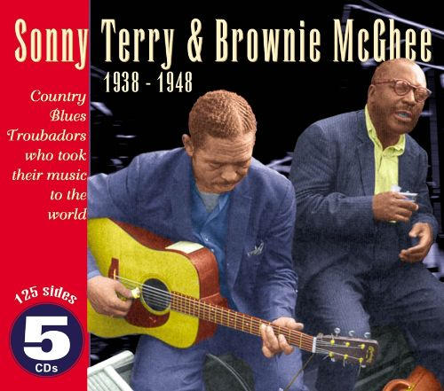Country Blues Troubadours 1938-1948