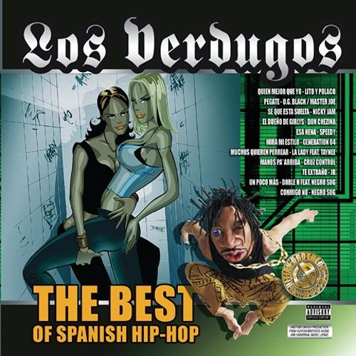 Los Verdugos: The Best of Spanish Hip Hop