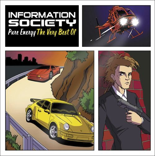 Pure Energy: The Very Best of Information Society