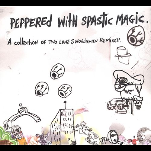 Peppered with Spastic Magic