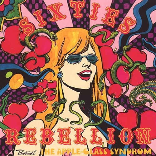 Sixties Rebellion, Vol. 15: Psychedelia #2: Apple-Glass Cyndrom