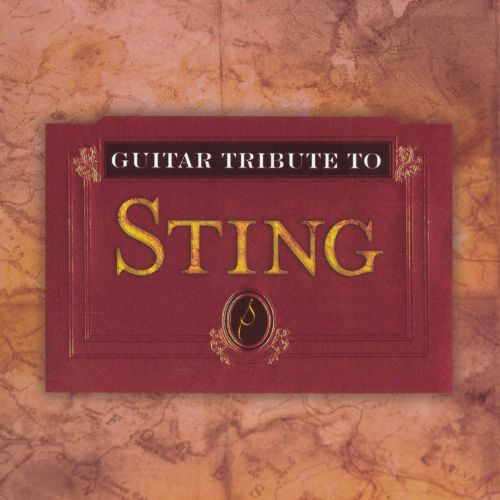 Guitar Tribute to Sting