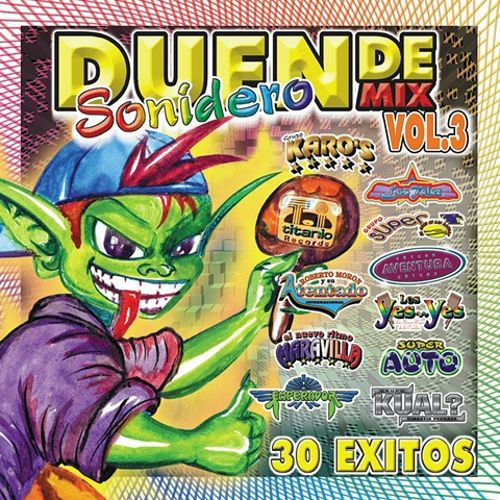 Duende Mix Sonidero, Vol. 3