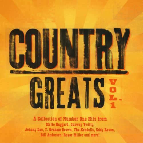 Country Greats, Vol. 1