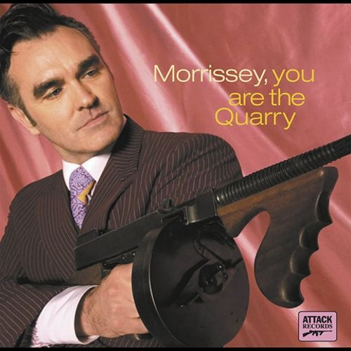 Morrissey - Ringleader of the tormentors (low quality)