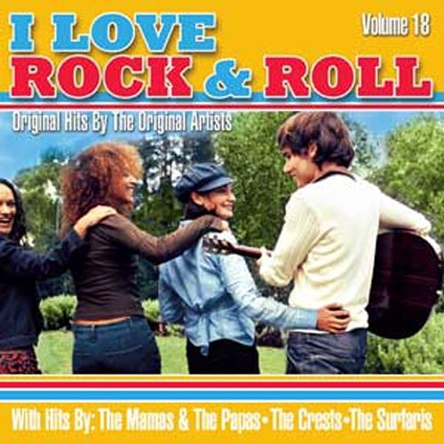 I Love Rock & Roll, Vol. 18