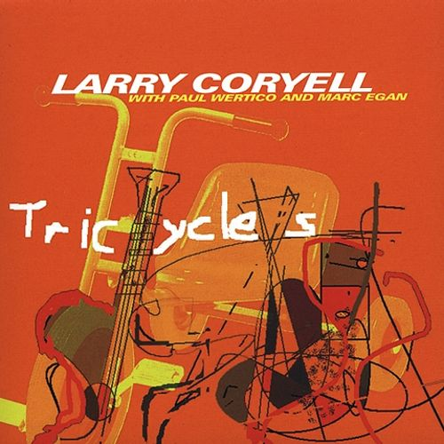 Image result for tricycles larry coryell