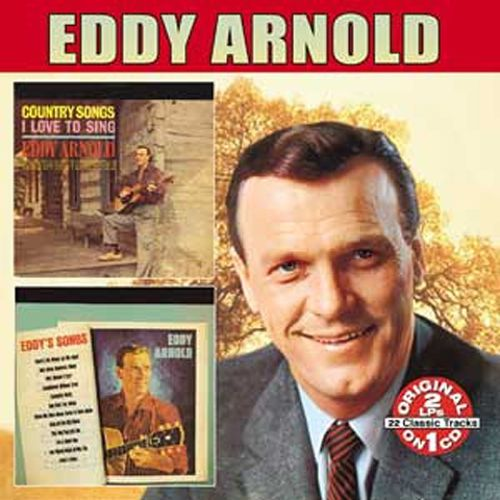 Country Songs I Love to Sing/Eddy's Songs