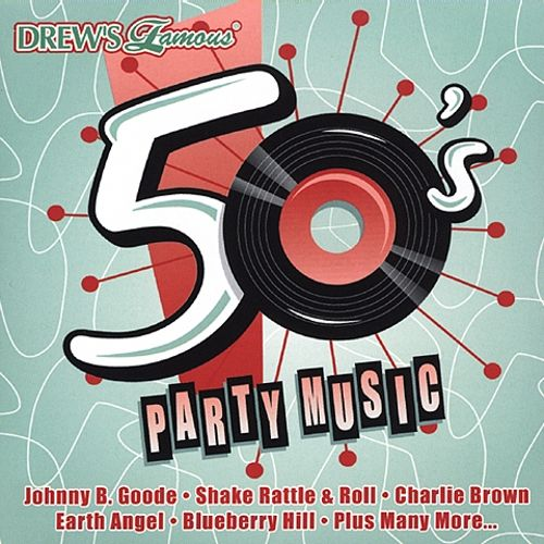 Drew's Famous 50s Party Music - Various Artists