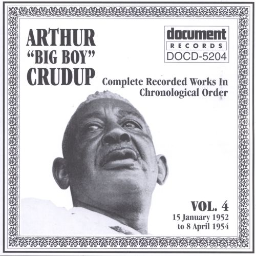 Complete Recorded Works, Vol. 4 (1952-1954)