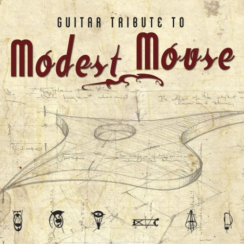 Guitar Tribute to Modest Mouse
