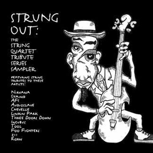 Strung Out: The String Quartet Tribute Series Sampler