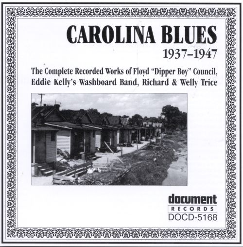 Carolina Blues (1937-1947)