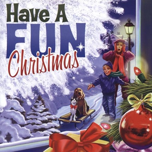 Have a Fun Christmas