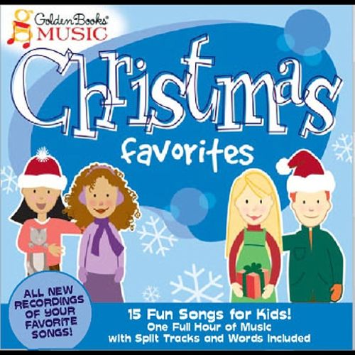 Golden Books: Christmas Favorites - Cedarmont Kids | Release