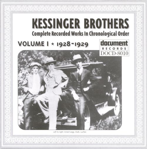 Complete Recorded Works, Vol. 1: 1928-1929